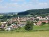 Blick auf Bühlerzell   - © Quelle: Hohenlohe + Schwäbisch Hall Tourismus e.V.
