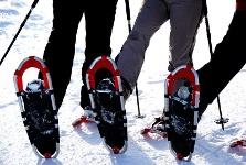 Schneeschuhgehen, Top-Spaß im Winter