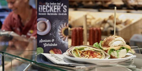 Frühstücksangebot bei RISCHtig lecker bei Decker's
