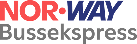 Logo Nor-Way Bussekspress