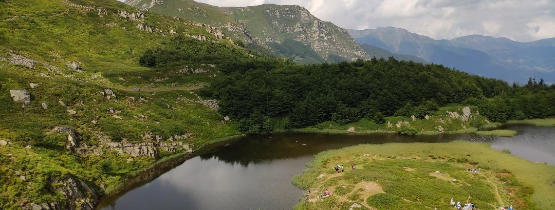 Lago Nero, Abetone