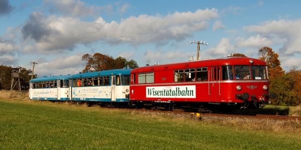Wisentatalbahn bei Langenbuch