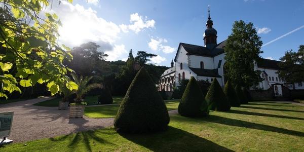 Kloster Eberbach Außengelände