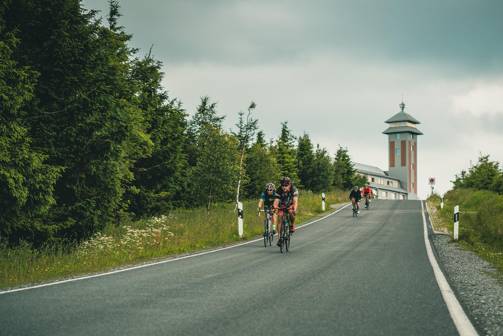 Stoneman Miriquidi Road Fichtelberg