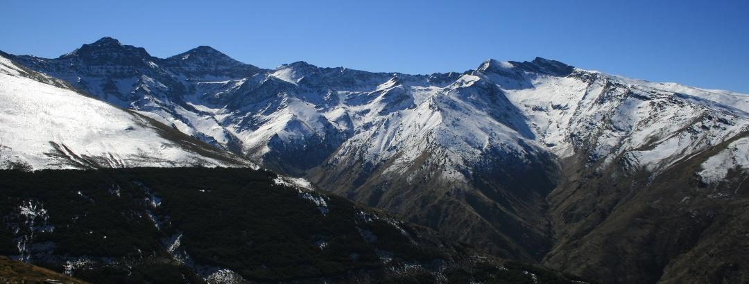 Mulhacén (3.479 m), Sierra Nevada