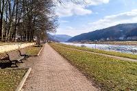 Foto Elbtal in Bad Schandau