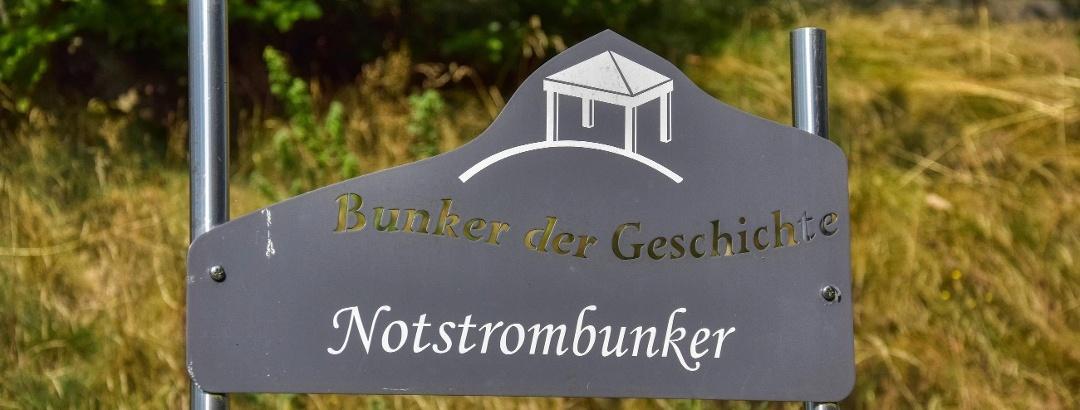 Notstrombunker - Bunker der Geschichte Burgwald