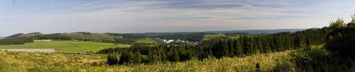 Zugangsweg Sauerland-Höhenflug: Von Meschede - Grevenstein zum Sauerland-Höhenflug