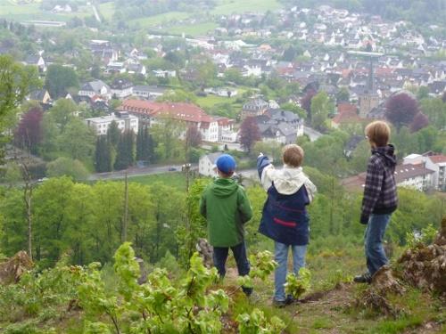 Aussichtspunkt Schiebergkreuz