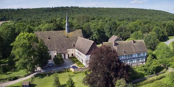 Luftbild Kloster Falkenhagen
