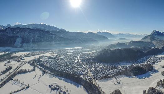 Kiefersfelden am Kaisergebirge, Inntal