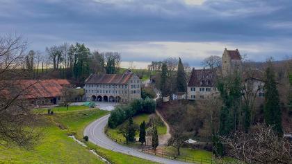 Schloss Liebenfels mit Gutshof