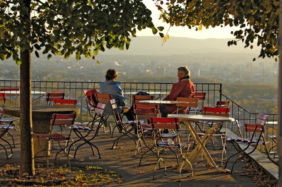 Weiler Weinweg Weil am Rhein