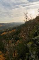 Foto Aussicht ins böhmische Gebirge