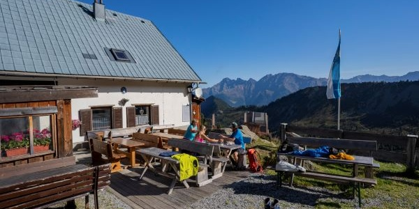 Frischmannhütte