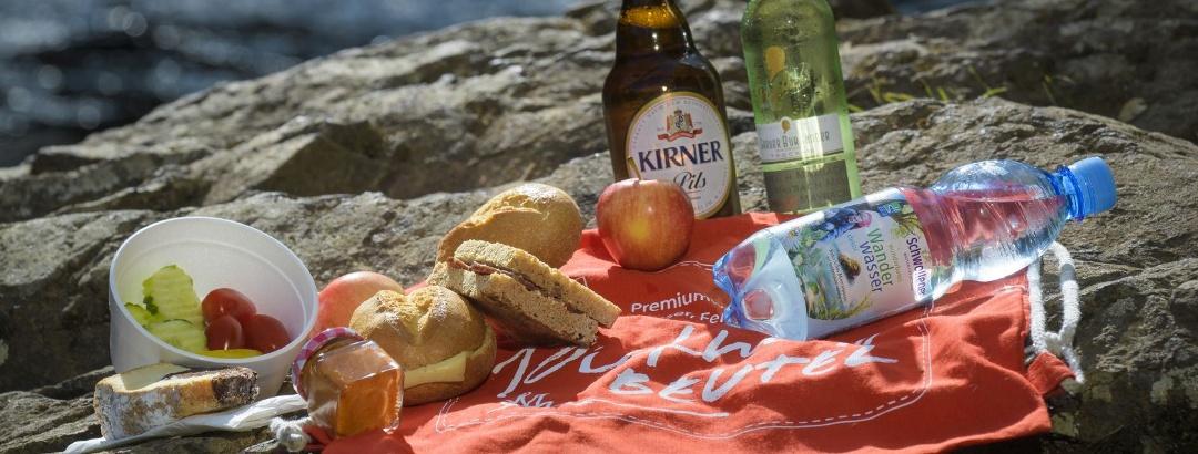 Der Nahesteig Picknickbeutel