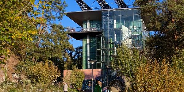 Biosphärenhaus in Fischbach