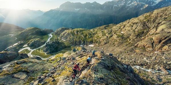 Fernar Trail Bike Republic Sölden