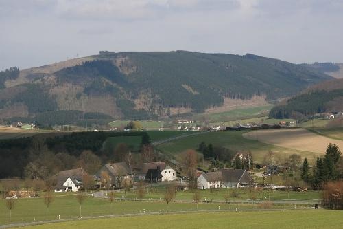 Panoramarunde in Endorf