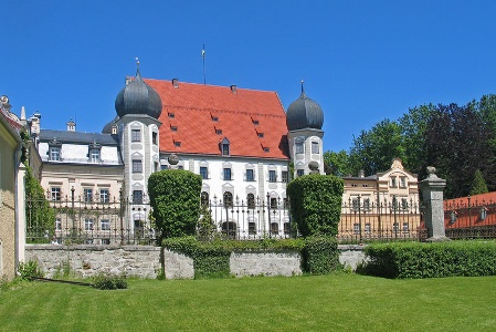 Schloss Maxlrain.
