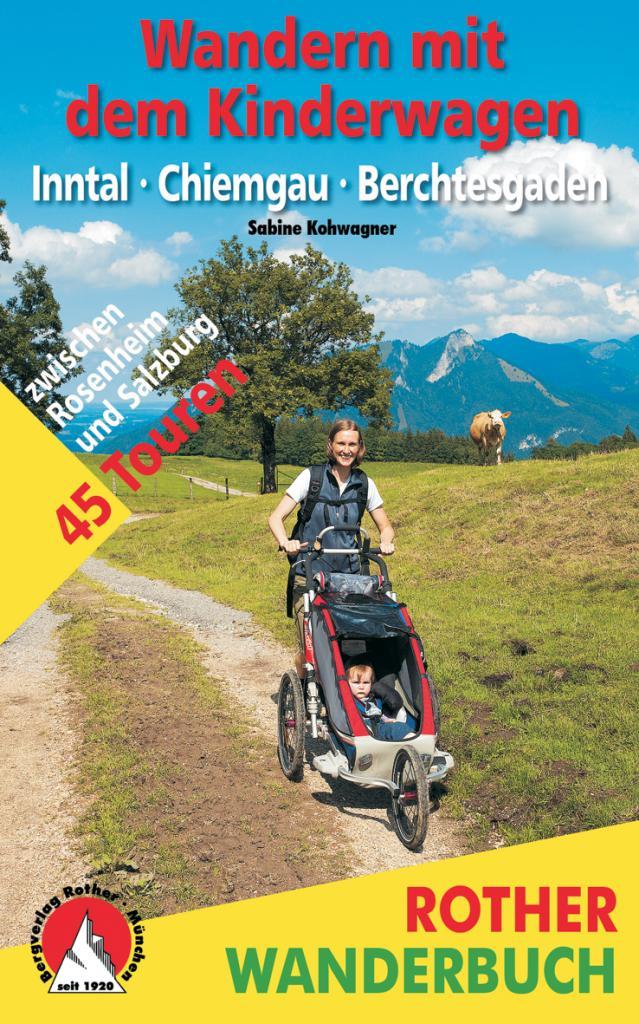 Mit dem Kinderwagen zur Frasdorfer Hütte oder Hofalm (Rundtour)