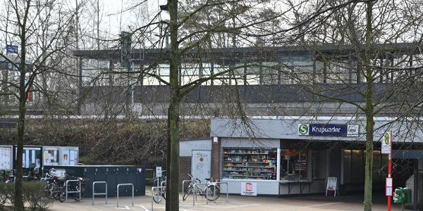 HH -Krupunder S-Bahn Station