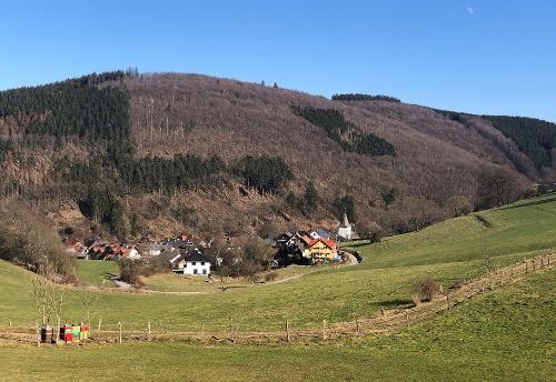 Von Sundern-Hagen über den Stühlhahn zum Saal