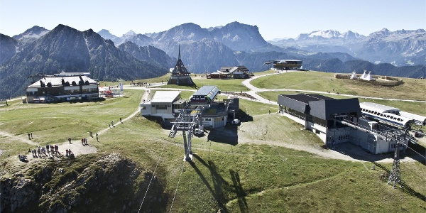 Kronplatz Gipfel