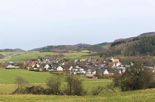 Rund um den Hengstenberg in Allendorf