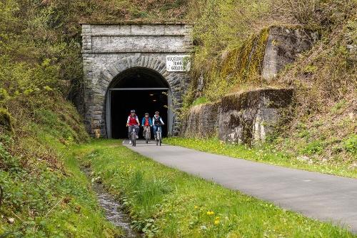 SauerlandRadring - Unterwegs auf alten Bahntrassen