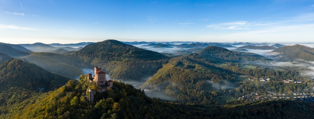 Burg Trifels bei Annweiler