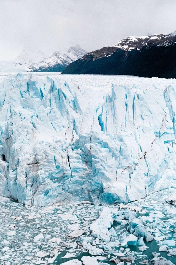 Perito Moreno Glacier Wall (Santa Cruz, Argentina)
