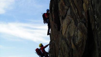 Klettersteig Tierbergli : Die schönsten klettersteige in oberhasli