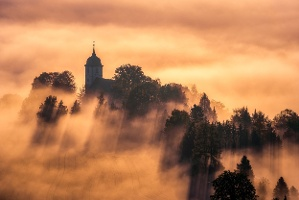 Foto Papstdorfer Kirche