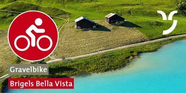 Brigels Bella Vista (Gravelbike)