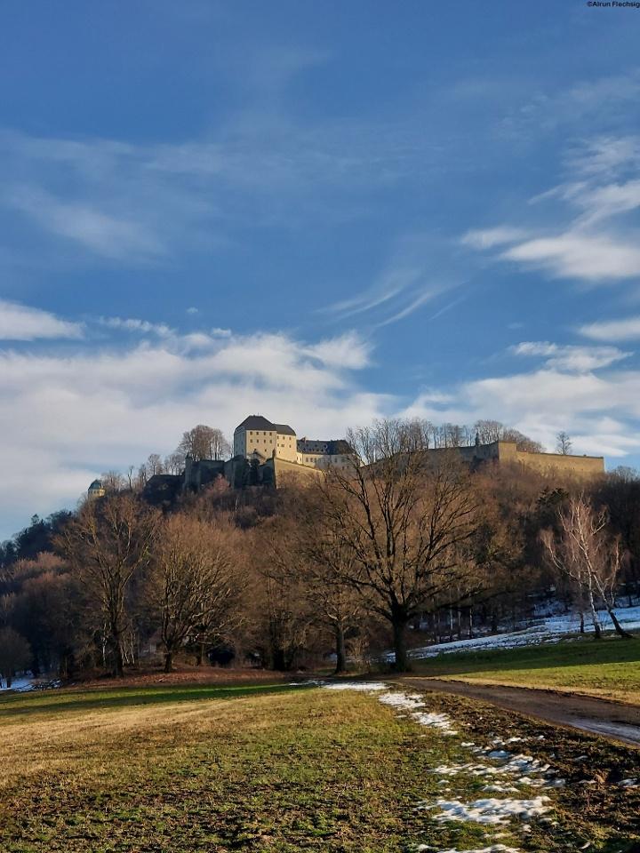 Foto Festung Königstein