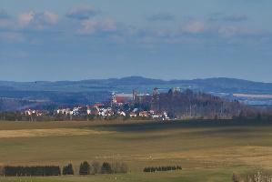 Foto Hohburkersdorfer Rundblick Blick Stolpen