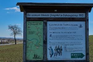 Foto Hohburkersdorfer Rundblick Infotafel