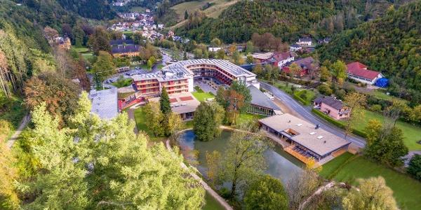 Vivea Gesundheitshotel Bad Eisenkappel - Südwestansicht