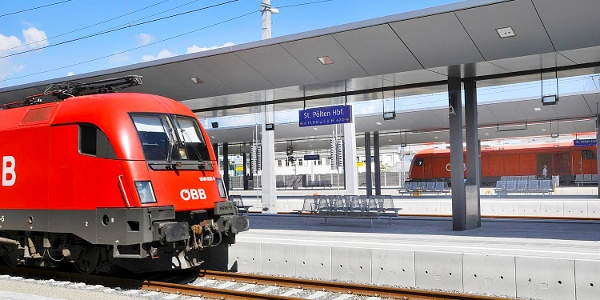 St. Pölten Hauptbahnhof