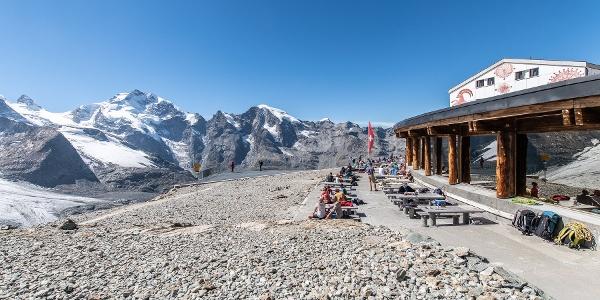 Diavolezza mountain station