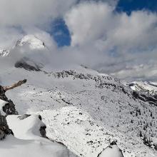 Stuibenkopfgipfel mit Alpspitze