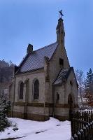 Foto Waldkapelle Bielatal (dient heute einem anderen Zweck)