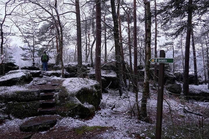 Foto Bielatal Bertablick-Zugang