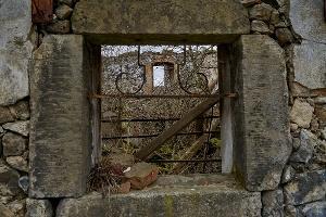 Foto Blick ins Rittergut