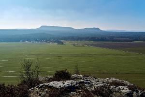 Foto Zirkelstein Aussicht