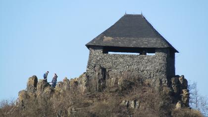 Fókuszban a Salgó vár