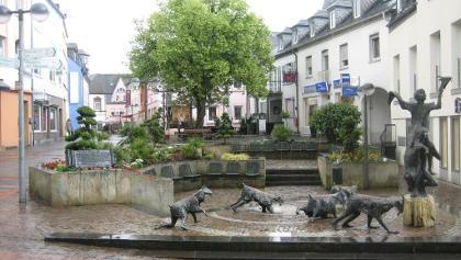 Bitburgs Innenstadt