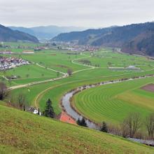 Blick nach Fischerbach