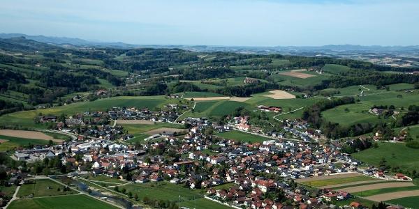 Luftaufnahme Hofstetten